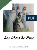 Los Libros de Enoc - LVE - 2015