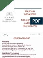 Curso Personal Organizer