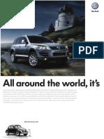 VW US Touareg 2010