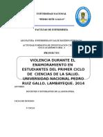 PROYECTO  DE INV. 5 CICLO 2014.doc