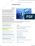 ANSI Standards for Protection Devices _ CsanyiGroup