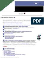 Automocion Cursos de Mecanica y Electricidad Del Automovil Linea Bosch