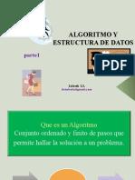 ESTRUCTURA DE DATOS O ALGORITMOS