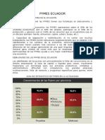 Pymes y Empr Ecuador