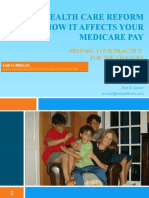 PPCA Impact on Medicare Pay