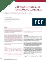 CLC Complicaciones Mecanicas Accesos Venosos