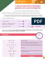 Ecuaciones Lineales QA