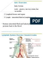 SCIT 1408 Applied Human Anatomy and Physiology II - Lymphatic Chapter 20
