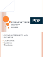 jot2 learning theories