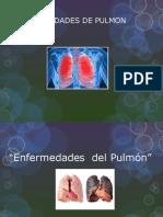 Enfermedades Del Pulmón