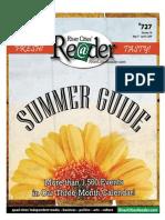 2009 Summer Guide