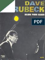 Dave Brubeck de Luxe Piano