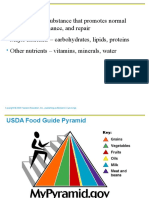 SCIT 1408 Applied Human Anatomy and Physiology II - Nutrition, Metabolism Chapter 24 A