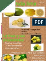 Fruta La Lima