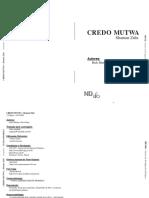 Credo Mutwa - Livro Shaman