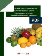 Frutas y Hortalizas Comunidad de Madrid