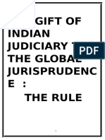 GLOBAL JURISPRUDENCE