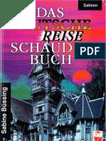 Das deutsche Reiseschauderbuch