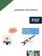 El Desgarron Historico