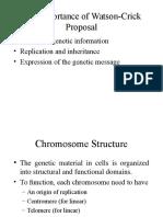 BIOL 3301 - Genetics Ch10B - Chromosome Structure St