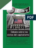 Debate sobre los ciclos del capitalismo. Revista 1857- No 15