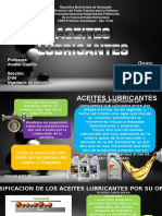 aceites LUBRICANTES PPT