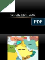 syrian civil war part one