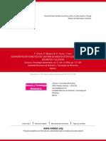 Deshidratacion Osmotica de Castaña en Medios Estaticos y Dinamicos de Sal Sacarosa y Glucosa
