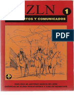 EZLN - Documentos y Comunicados I