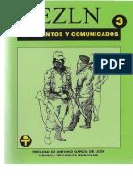 EZLN - Documentos y Comunicados III