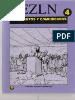 EZLN - Documentos y Comunicados IV