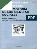 Epistemologia Cs Sociales