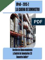 Upeu 2015-2 - Gestion de La Cadena de Suministro - d. Aviles - 8