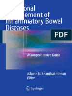 Nutritional Management of Inflammatory Bowel Diseases-A Comprehensive Guide
