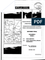 Vol i Tomo i - I-1 y I-2 Generalidades y Trazo - Topografia