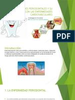 Enfermedades Periodontales y Su Relación Con Las Enfermedades Presentacion