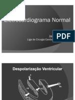 Aula de ECG Normal Monitoria
