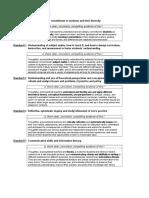 matc program goals and standards