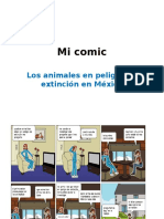 mi comic 2 los animales