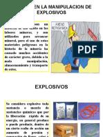20 Manipulacion de Explosivo
