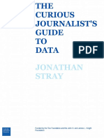 Curious Journalist s Guide to Data
