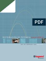 Documentacion Tecnica Distribucion de Potencia Legrand