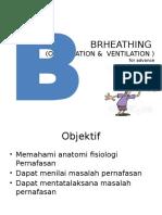 Air Way & Ventilation