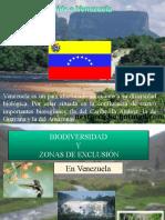 BIODIVERSIDADY ZONAS DE EXCLUSIÓN