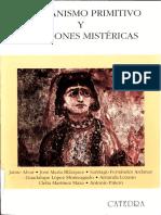 Blazquez.joseMaria.etc. Cristianismo Primitivo y Religiones Mistericas