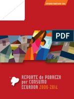 ReportePobreza INEC FMI 2006 2014