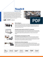 IWH5416 Touch II Brochure