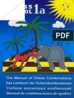 Chess School 1a Manual of Chess Combinations - Ivashchenko