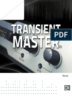 Transient Master Manual English