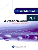 Autochro-3000 Manual Eng
